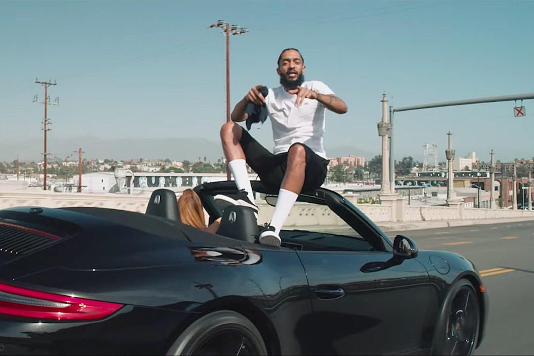 nipsey hussle hussle and motivate video