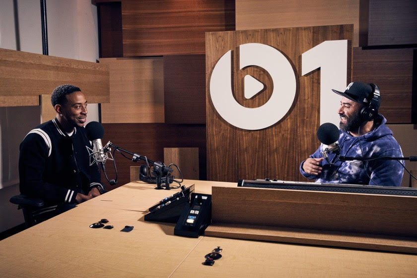 Ludacris and Ebro via Beats 1