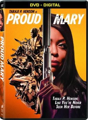 Taraji Henson's 'Proud Mary' Kicks Butt On Digital March 27 And Blu