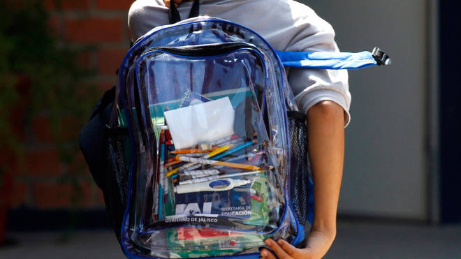 Students At Parkland School Will Only Be Allowed To Carry Clear Backpacks
