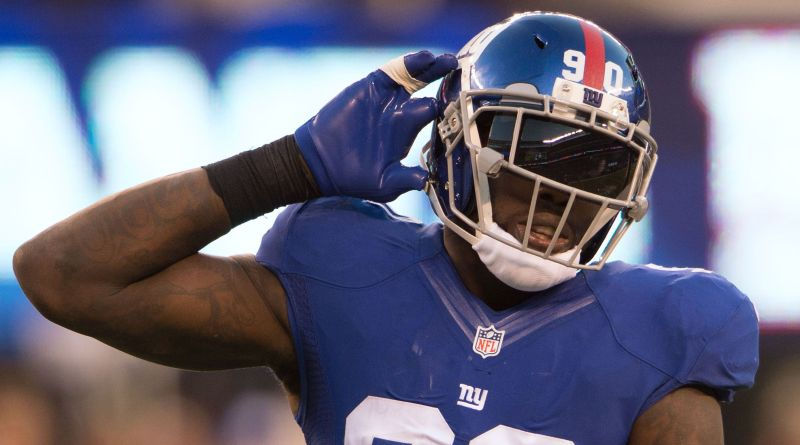 ccb57be8f New York Giants Traded Star Pass Rusher Jason Pierre Paul To The Tampa Bay  Buccaneers