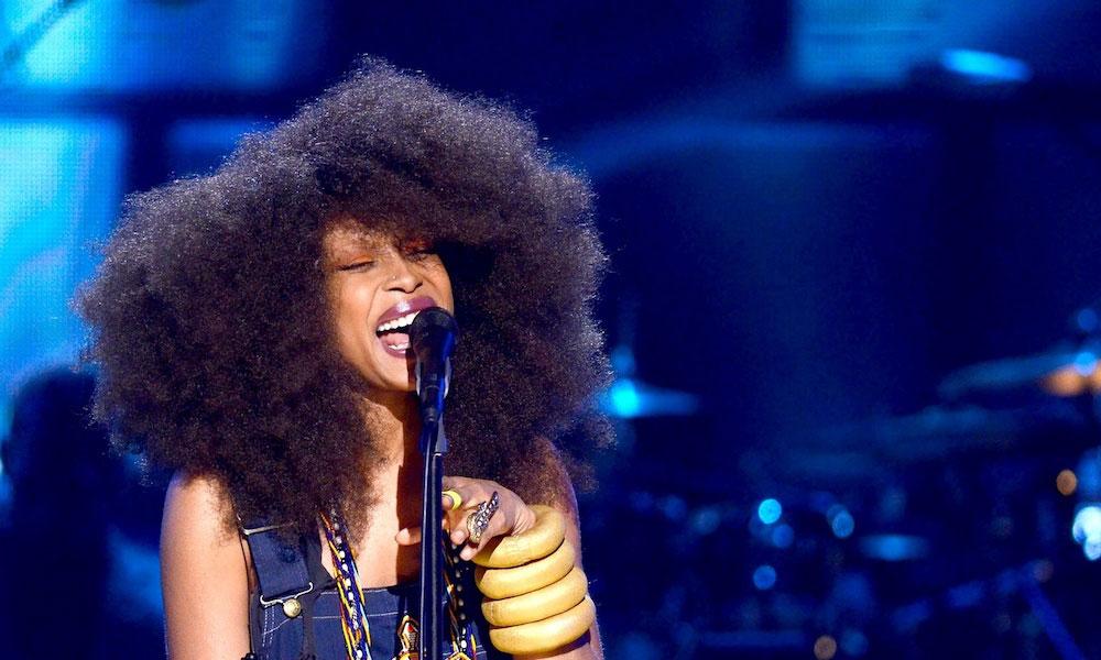 Erykah Badu Afropunk