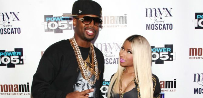 Safaree Samuels Hopes For Nicki Minaj Reunion