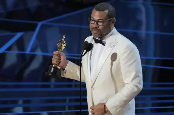 Jordan Peele becomes first African-American to win Best Original Screenplay Oscar