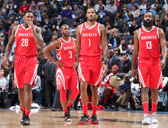 Top Three Reasons Houston Rockets Are The Golden State Warriors Only Threat