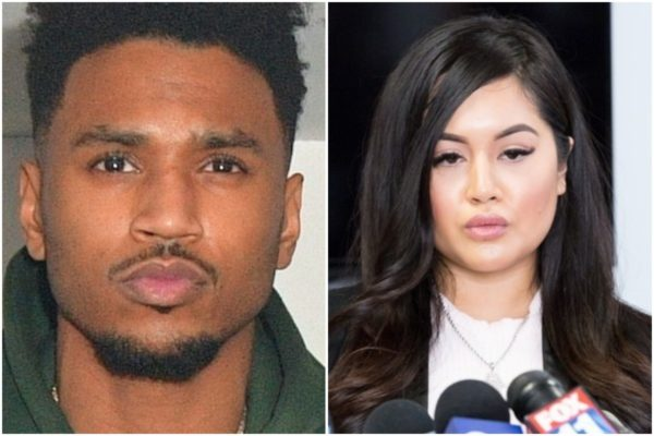 Trey Songz arrested for felony domestic violence lailasnews