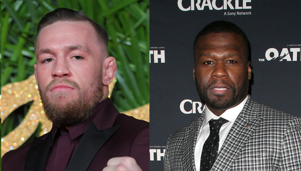 McGregor fires back at 50 Cent and it's awesome