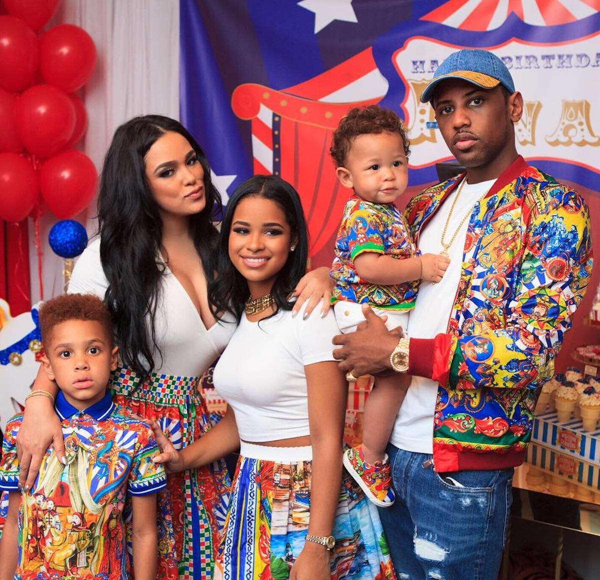 emily b fabolous married