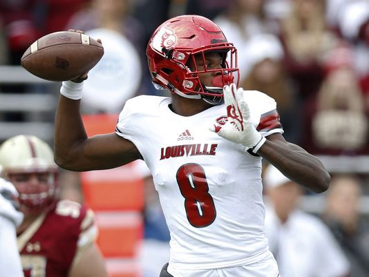 buy popular 00b84 4f875 Lamar Jackson Being Asked To Play Another Position Is a ...