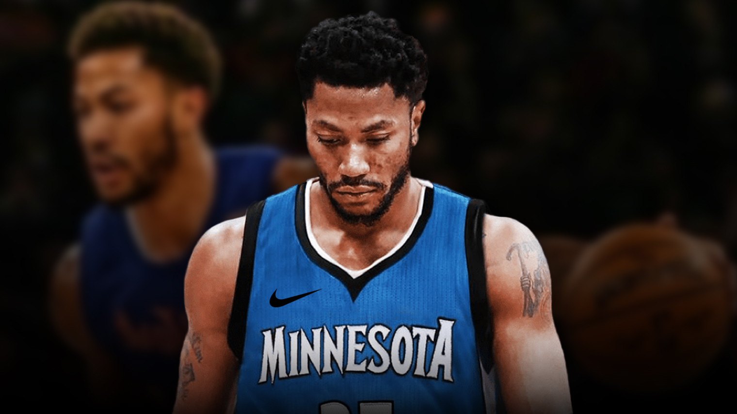 Derrick Rose signs with T-Wolves