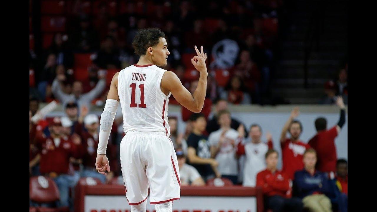 Trae Young Announces He Will Enter NBA Draft
