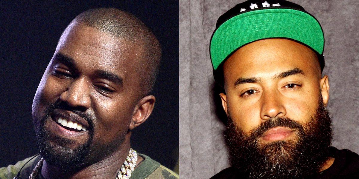 Music Kanye West Ebro