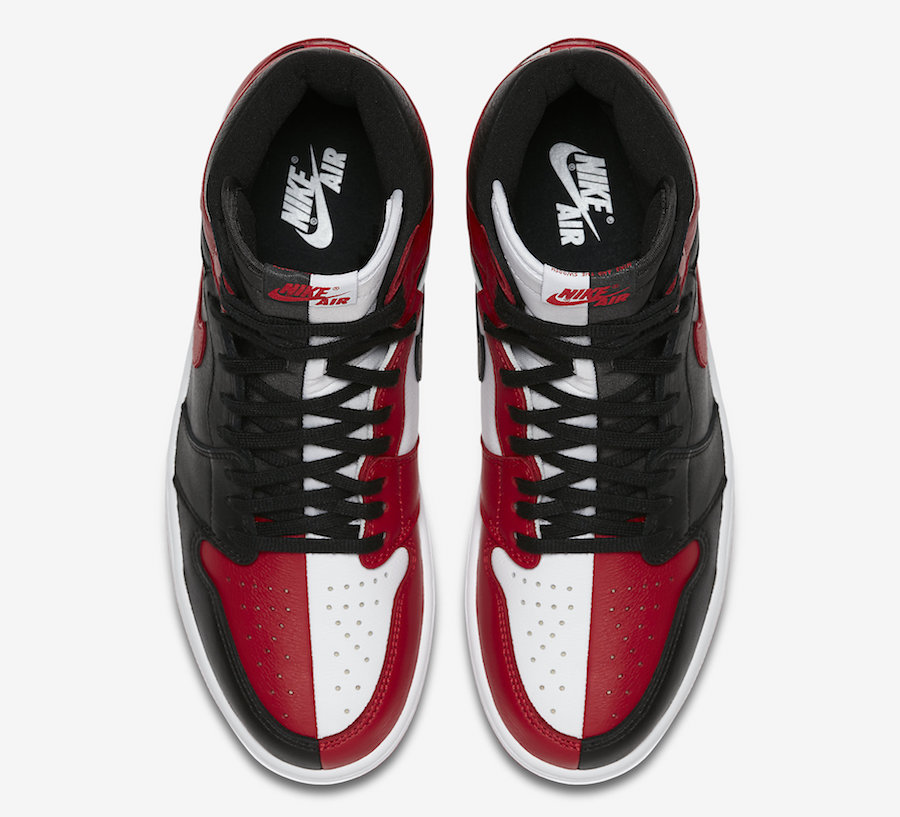 "hot sale online e07ad 5cc33 Merging the Classics  Air Jordan 1 Retro High OG ""Homage To Home"""