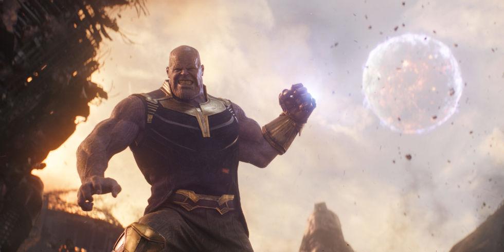 Avengers Infinity War Beats Star Wars Force Awakens With  Million