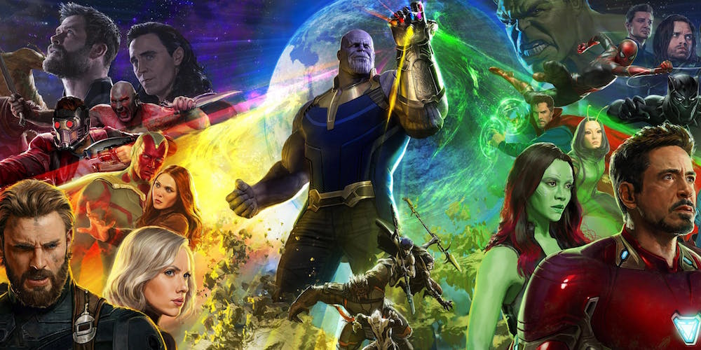 Avengers Infinity War SDCC Banner cropped