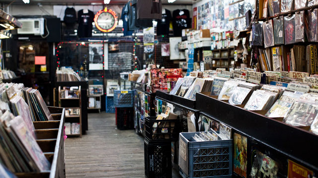 IT'S THAT TIME OF THE YEAR AGAIN    WORLD RECORD STORE DAY