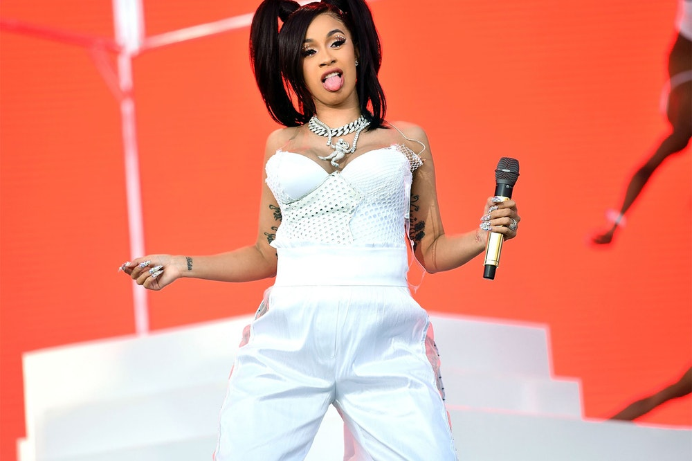 Cardi B Announces Final Performance Before Bruno Mars Tour