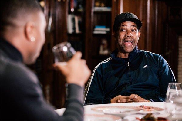 Denzel Washington Says He's Passing the Torch to Michael B. Jordan
