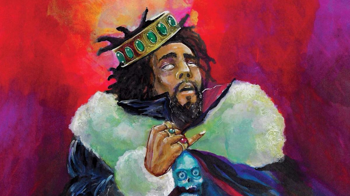 J.Cole's'KOD'DebutsatNo.Billboard