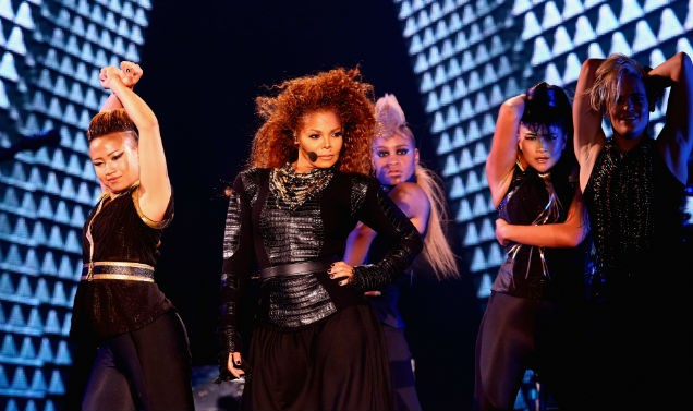 Janet Jackson Extends 'State of the World' Tour