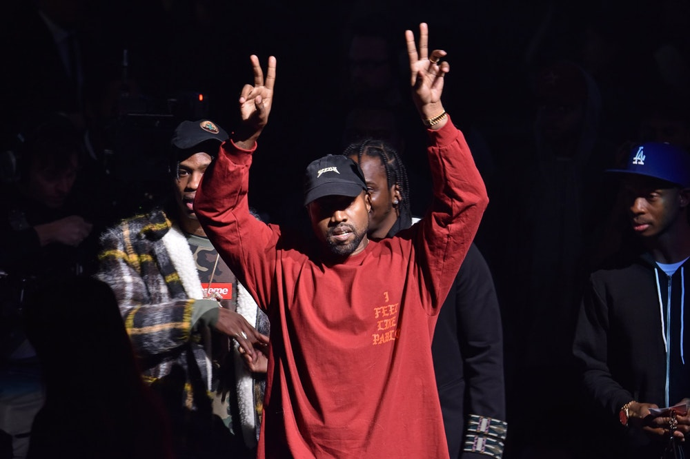 Kanye West and Manager Scooter Braun Reportedly Part Ways