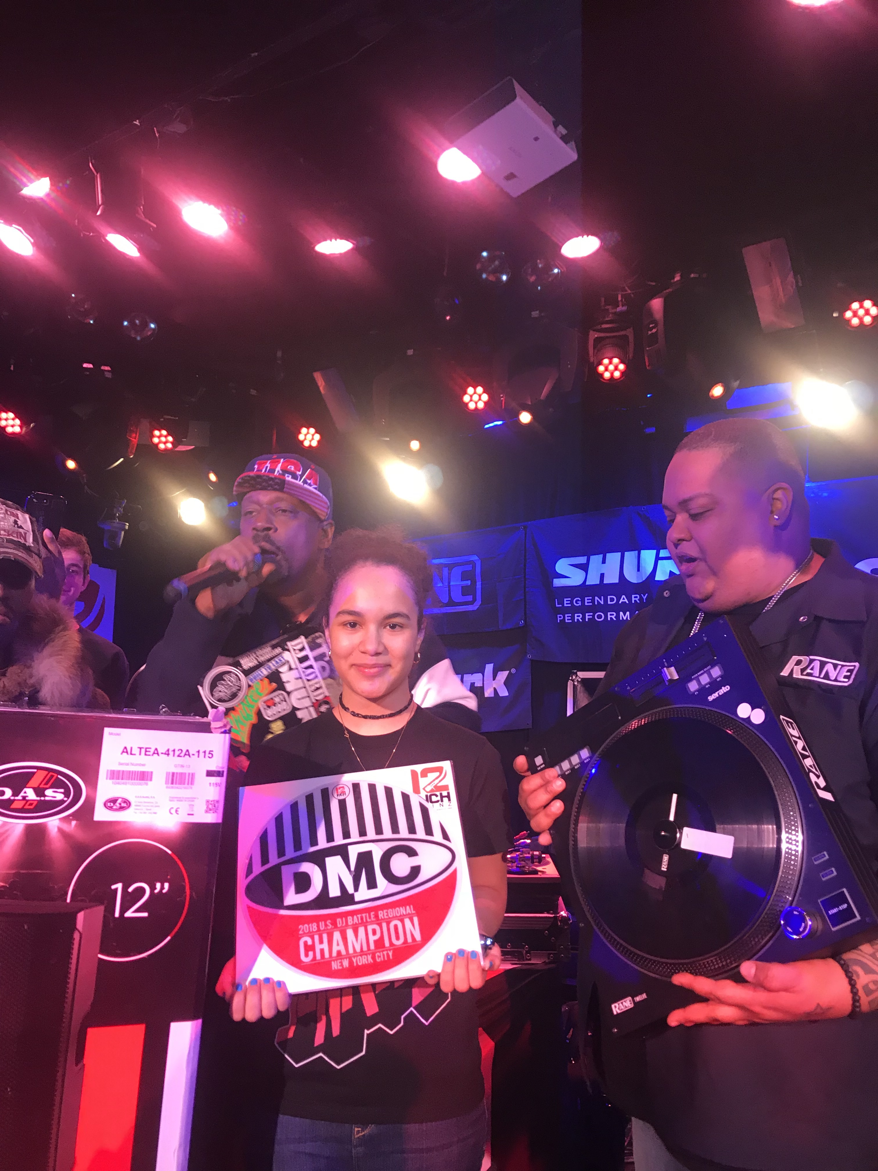 11-Year-Old DJ Kool Flash Wins DMC Regional Competition in NYC
