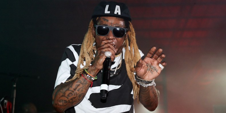 Lil Wayne Warns Concertgoers His Crew Will Shoot Anyone That Throws Stuff on Stage