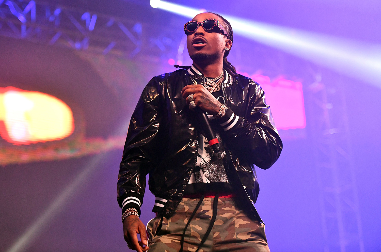 Quavo Reportedly Charged With Battery Over Vegas Scuffle