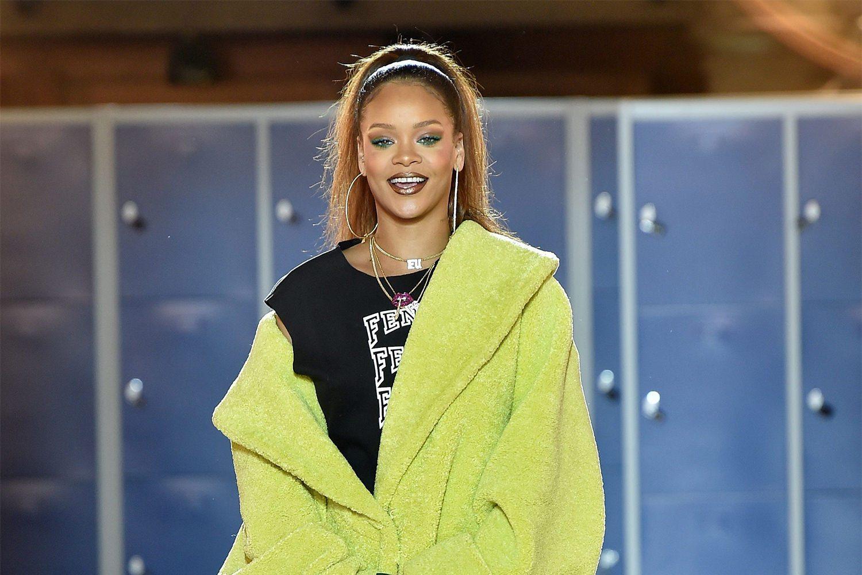 Rihanna's Fenty Clothing Brand Accused of Trademark Jacking