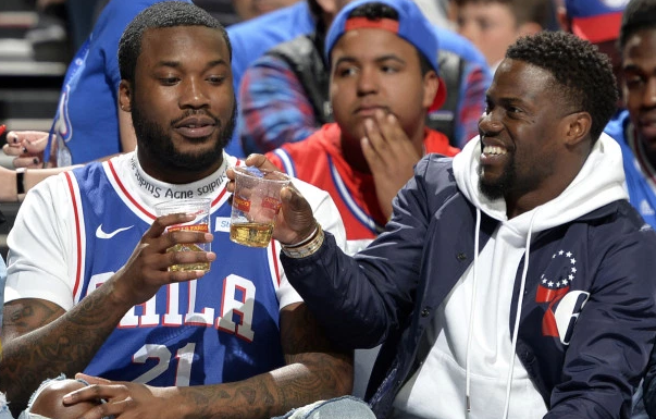 Meek Mill Experiences An Amazing 12 Hours Following Prison
