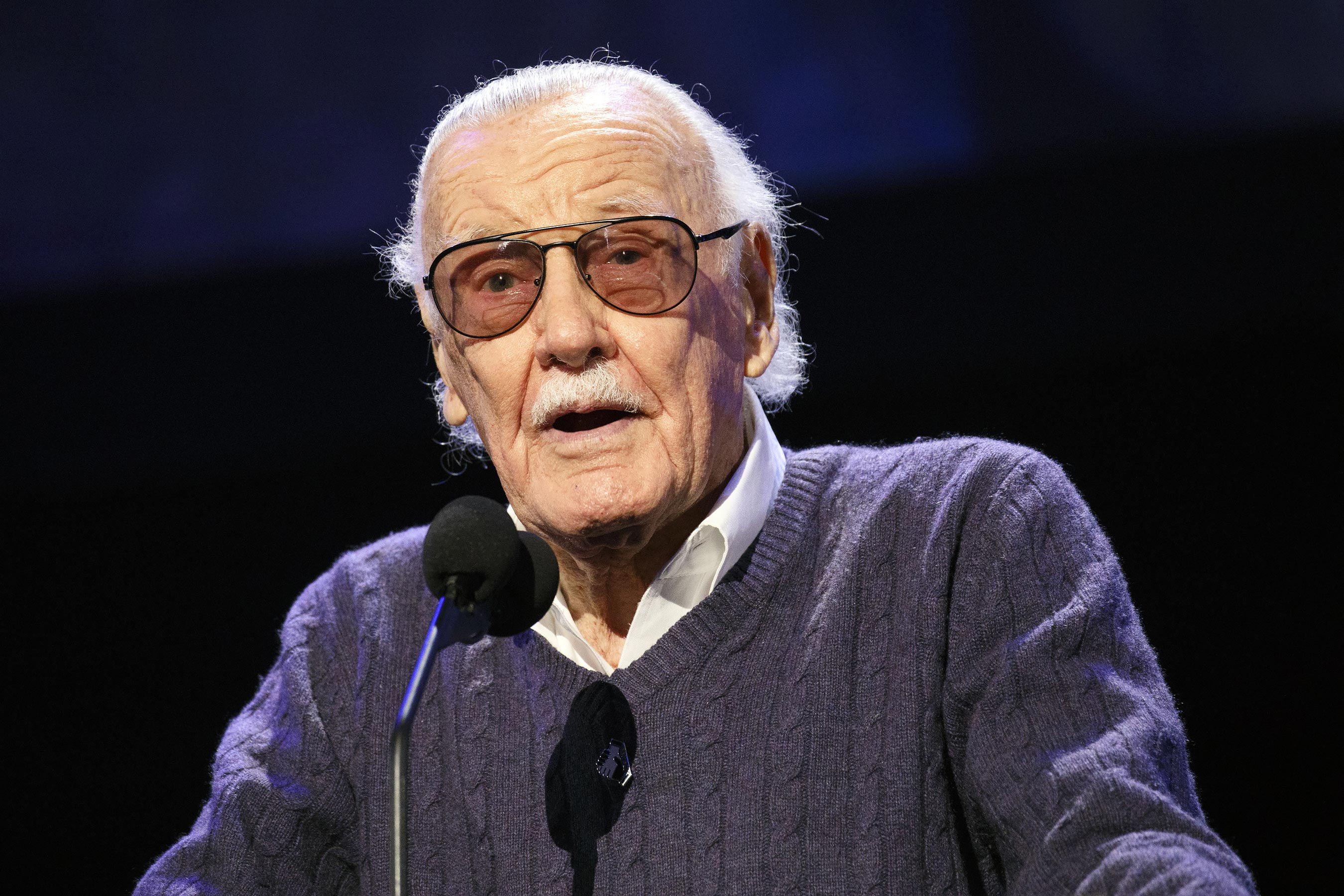 Stan Lee Sued for Alleged Sexual Misconduct