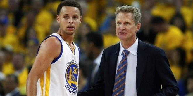 "Steve Kerr Admits Steph Curry is ""Not Going to Play Anytime Soon"""