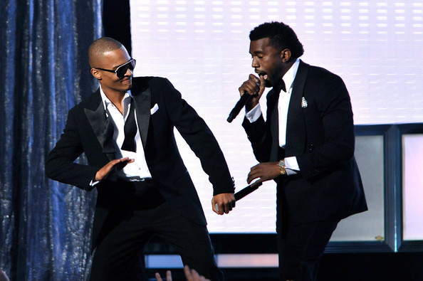 T.I. Refuses to Give Up on Kanye West After Spending Day Together
