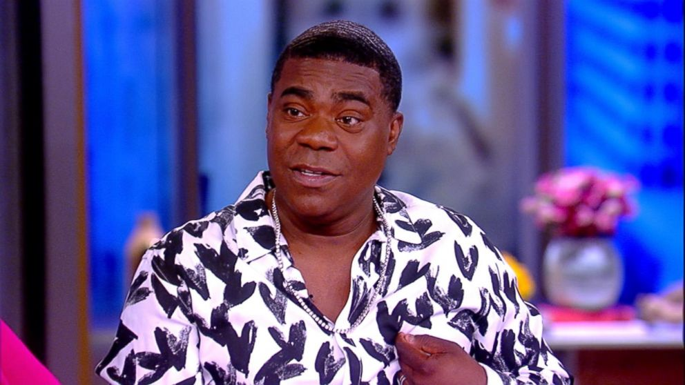 Tracy Morgan Shares Story of Morgan Freeman Slapping Him in the Face