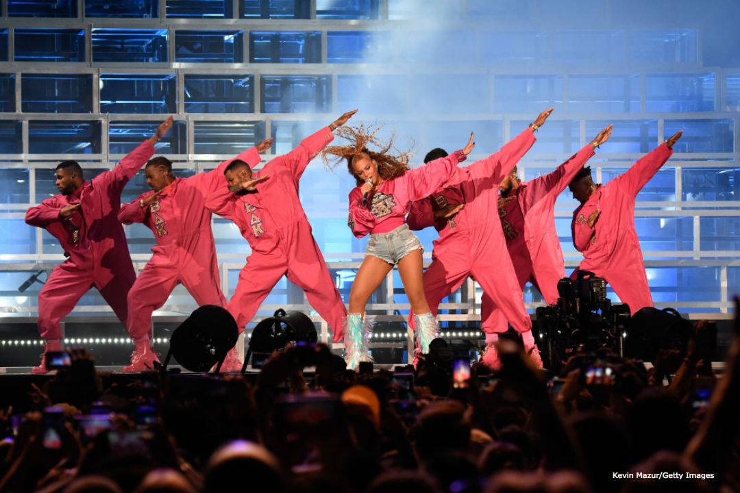 Beyonce Partners With Google For Homecoming Scholars Award Program