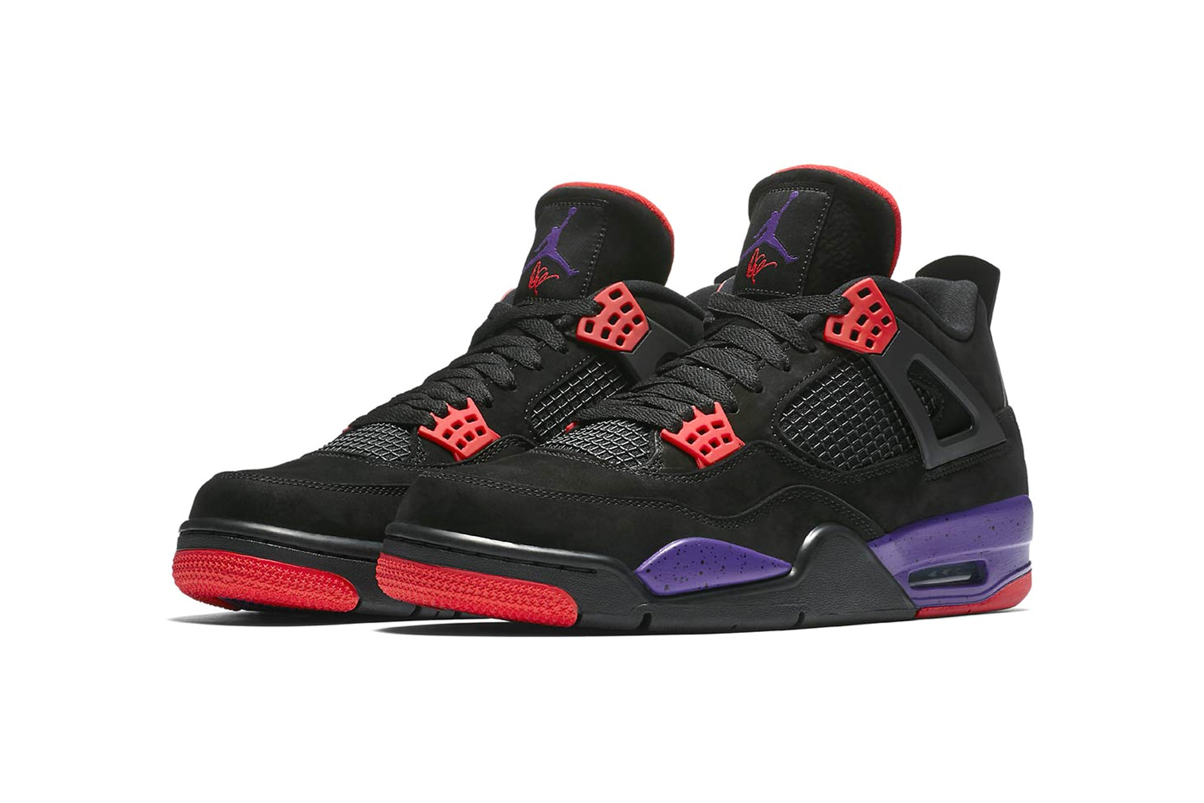 "1514c6aea42c ... by finally giving us official images of the upcoming Air Jordan 4 "" Raptors"""