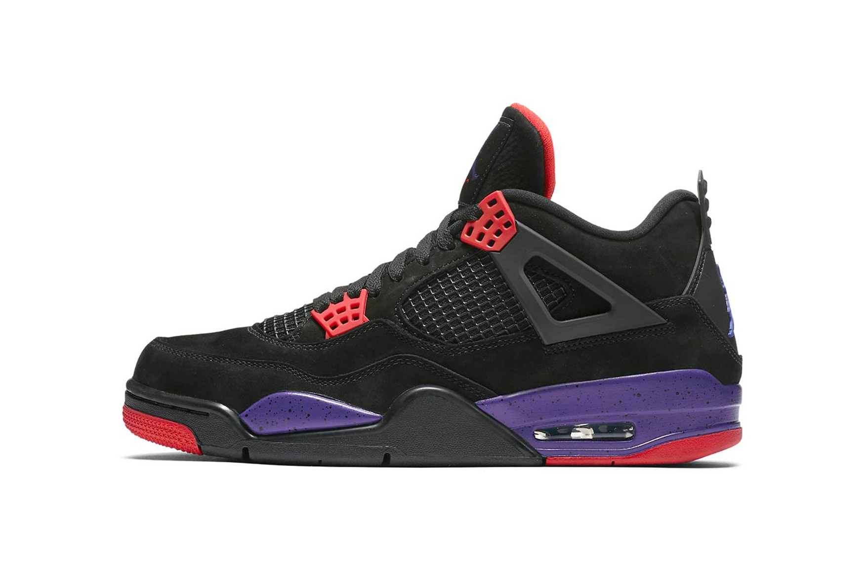"5f5a537ca4a6 Finally We Get a Look at Official Images of the Air Jordan 4 ""Raptors"" With  Drake s Signature"