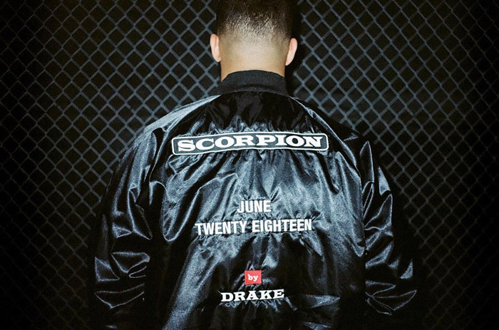 cf25d89d6a8 Drake Announces Next Album 'Scorpion' will be Released in June