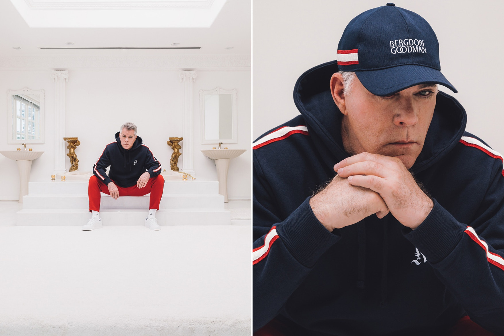 kith bergdorf goodman fourth collection lookbook