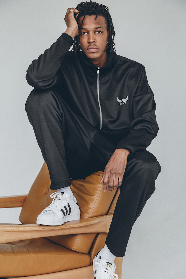 5e3349093d9ce Back on Track  The New KITH Tracksuit Program Brings Athleisure to Another  Level