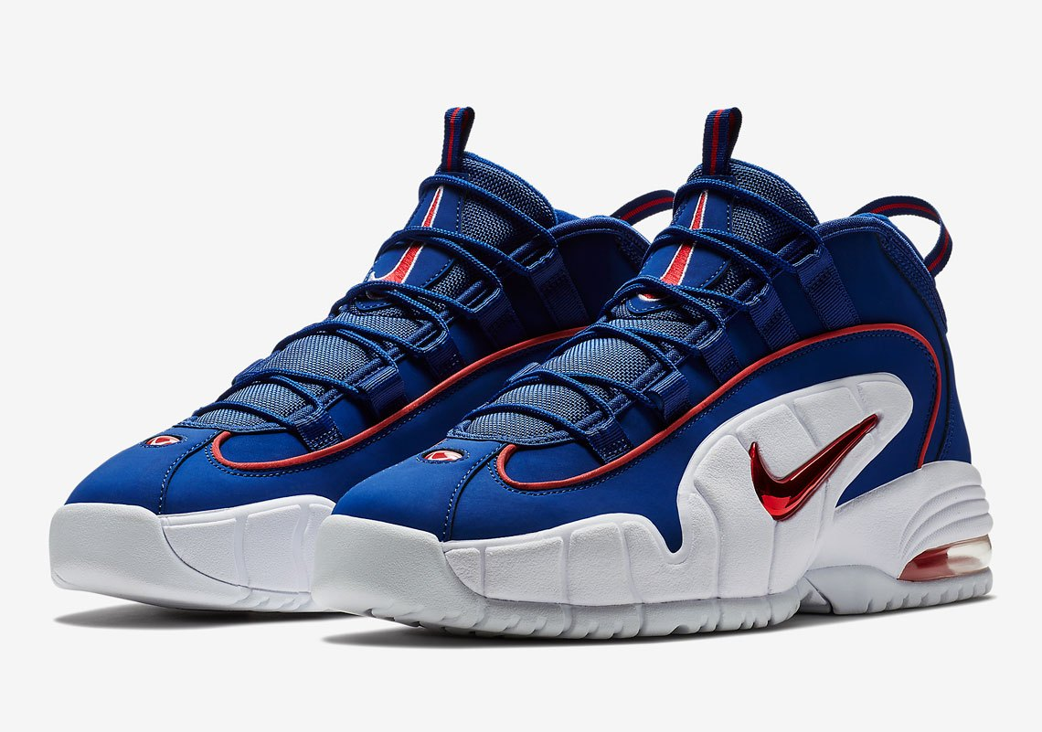 """Pick up the Air Max Penny 1 """"Lil Penny"""" at Nike retailers beginning June 30  for a retail price of  160 USD. More pics below  d14e286ba"""
