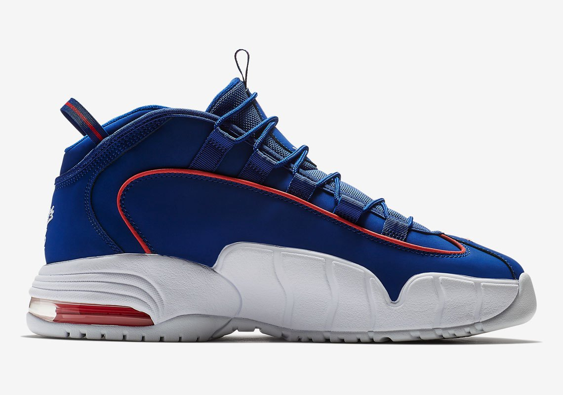 """competitive price 90268 46857 The  90s Are Back (Again) With This """"Lil Penny"""" Themed Nike Air Max Penny 1"""