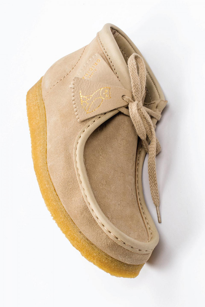 1f03debec04c9 Get a Look at Drake s OVO-Branded Clarks Wallabees Arriving This ...