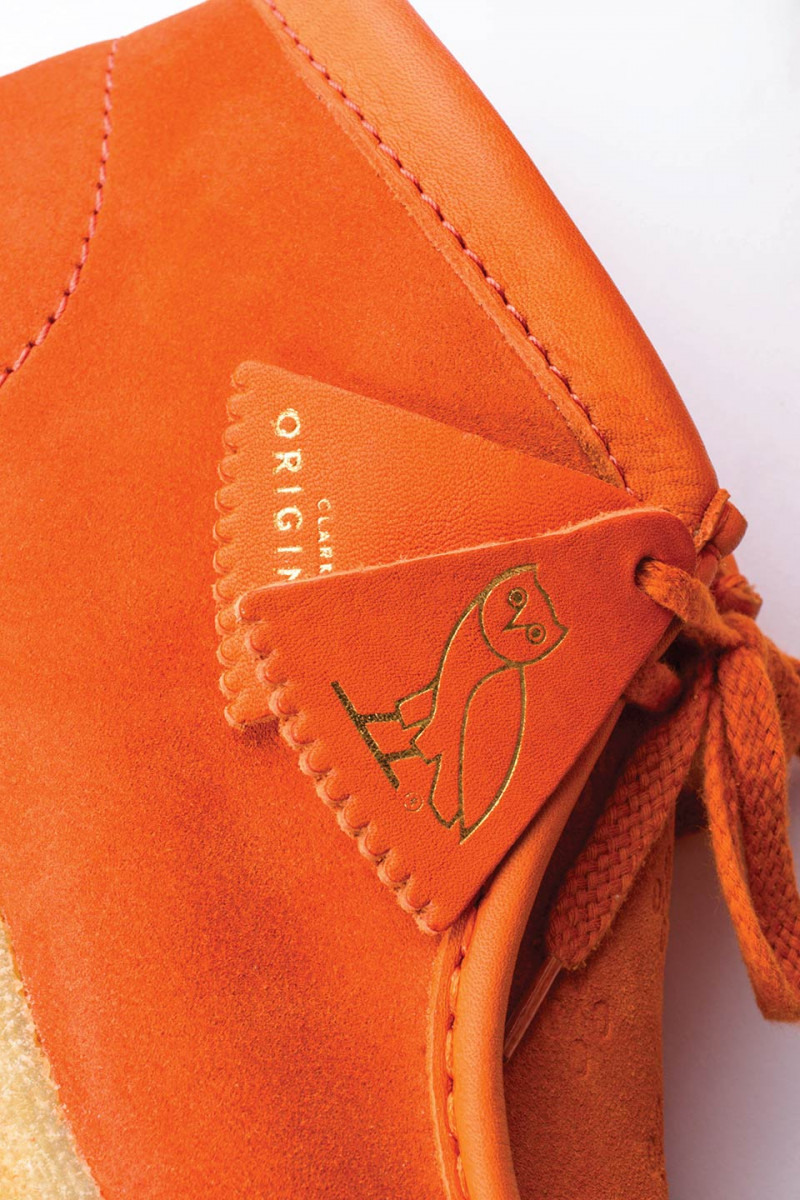 ovo clarks wallabee release date price