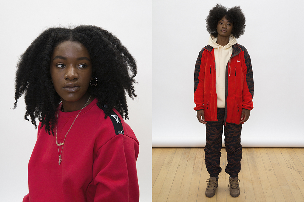 Patta Puts On For the Ladies of Streetwear in Its Latest Summer 2018  Editorial a60a6ffcd0e7