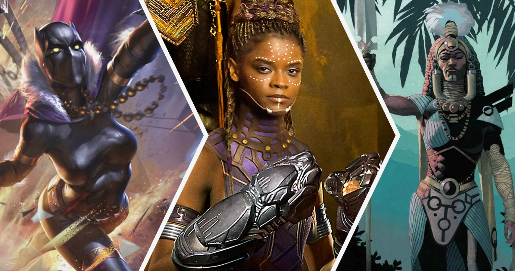 c1809eee494 We Want To Be Like Shuri! How the Sister of  Black Panther  is Inspiring  Hollywood