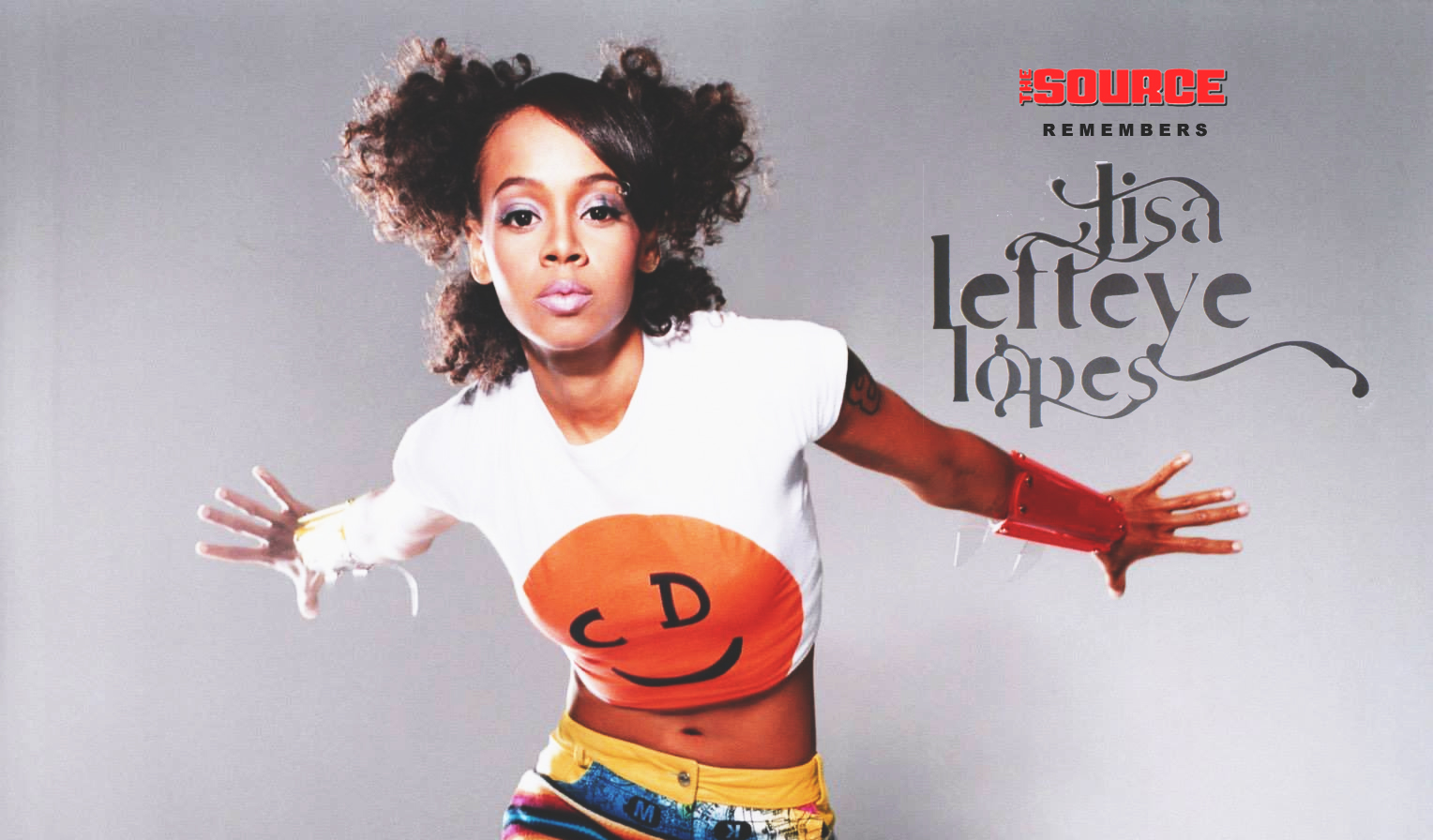 the source lisa left eye lopes  greatest style moments