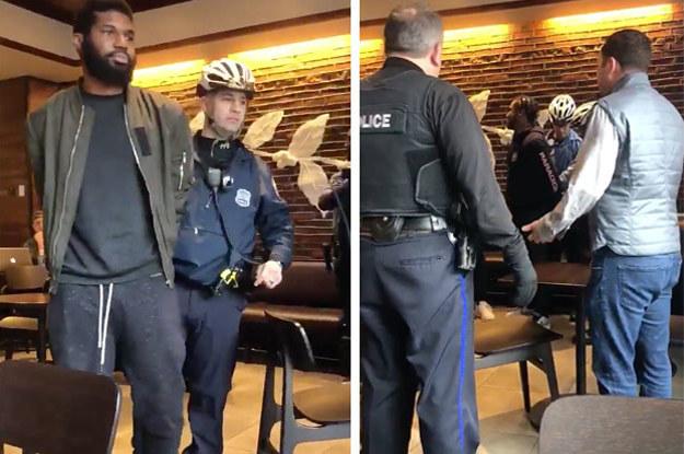 two black men were arrested in starbucks witnesse     dblbig