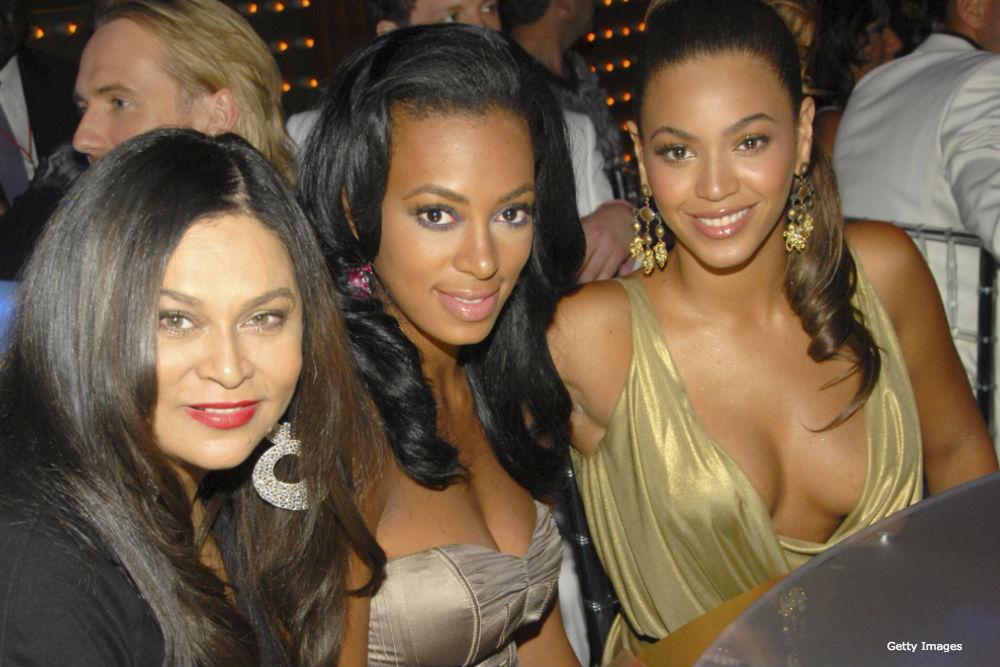 Beyonce Solange Tina