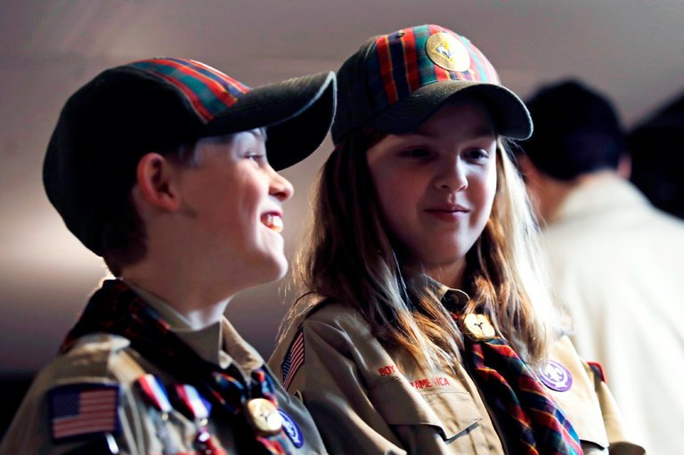 Boys Scouts Are Set to Welcome Girls Next Year